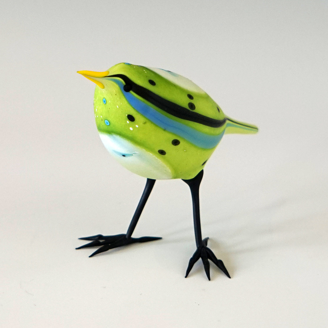 , 'The Little Green Warbler,' , Kuivato, a Creative Gateways Gallery