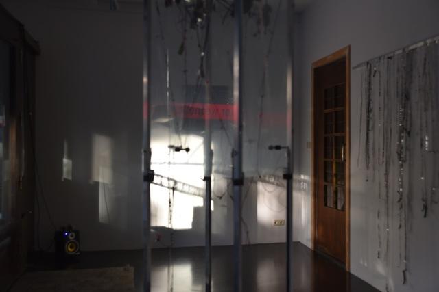 , 'Transparent Tape Machine,' 2016, SEA Foundation