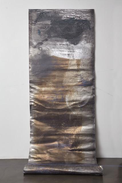 , 'Carta del cielo. Gennaio,' 2019, Galleria Anna Marra