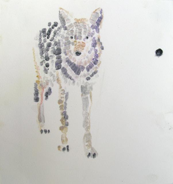 , 'Untitled Wolf 4,' 2012, Newzones