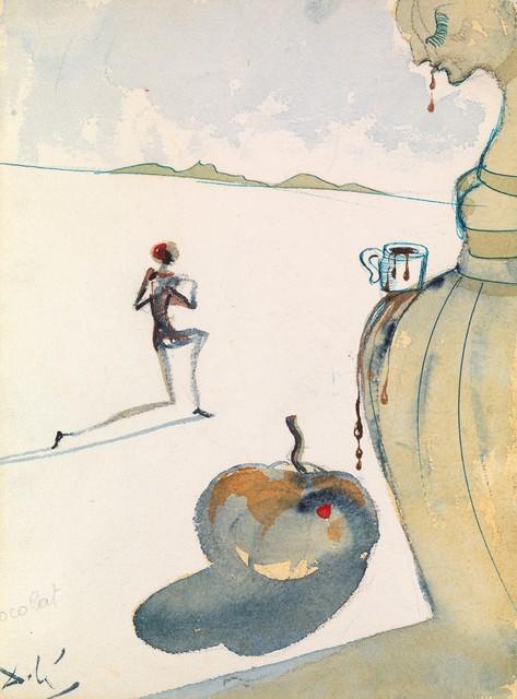 , 'Chocolat,' 1966, Waterhouse & Dodd