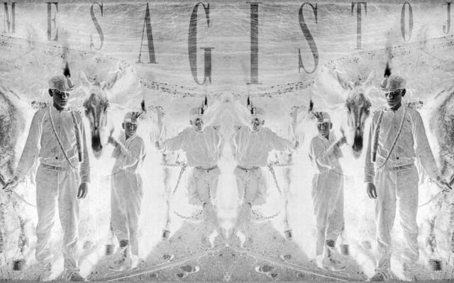 Annette Lemieux, 'La Itala Laborposteno (Mesagisto)', 1996-2011, Mana Contemporary