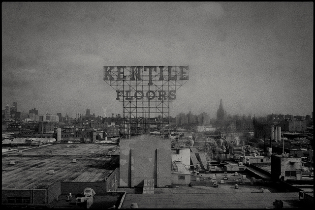 , 'Kentile Floors,' 1988, Fahey/Klein Gallery