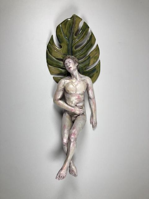 , 'Symbiont,' 2019, M.A. Doran Gallery