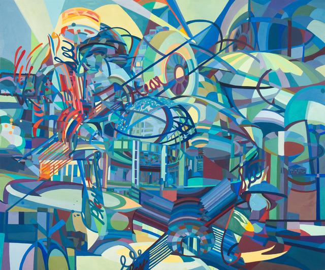 , 'Unisphere 1964,' 2013, Fleisher/Ollman