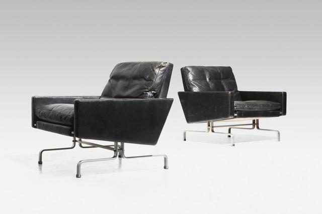 , 'Pair of armchairs,' 1958, Galerie Le Beau - Stanislas & Céline Gokelaere