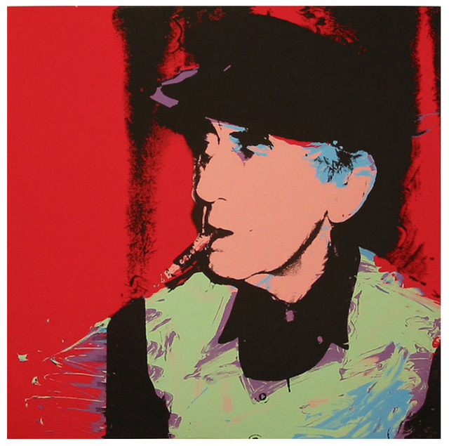 Andy Warhol, 'Man Ray', 1974, Galerie C.O.A