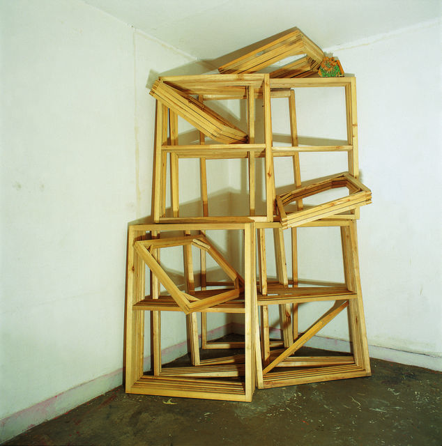 , 'Old Building No. 2,' 1994, Pearl Lam Galleries