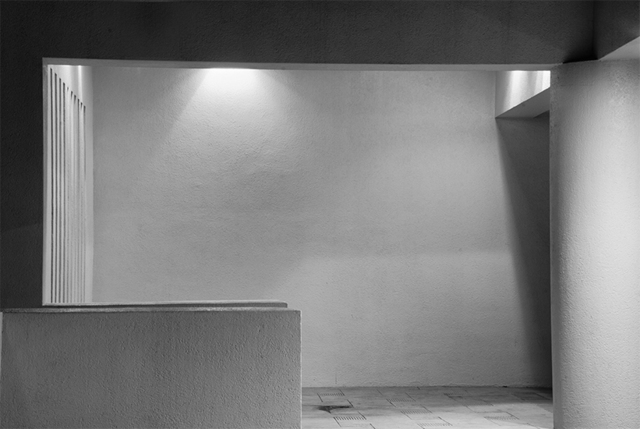 Carl Shubs, 'Room With Geometrics', 2016, bG Gallery