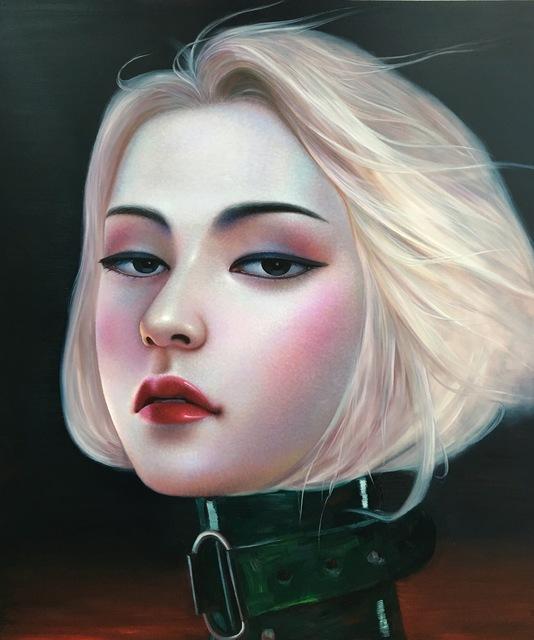Zhang Xiangming, 'Beijing Girl', 2018, Painting, Oil on Canvas, Soemo Fine Arts