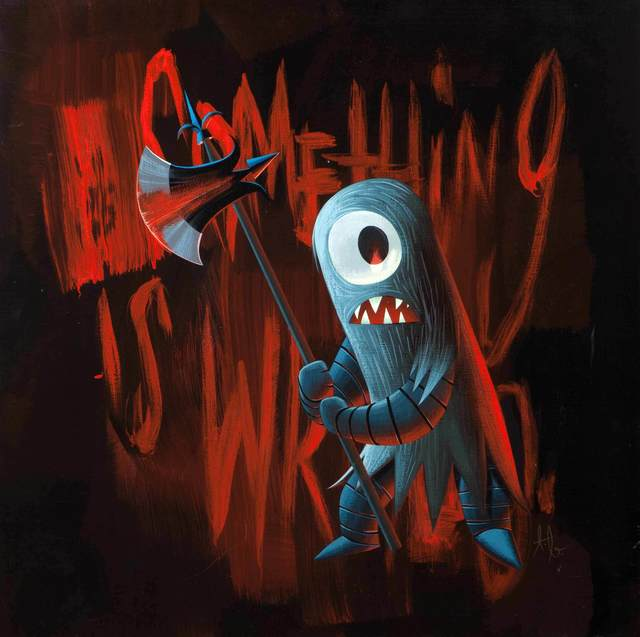 Tim Biskup, 'Something is Wrong (Slayer)', 2010-2016, Coleccion SOLO