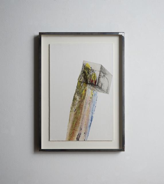 , 'ghost-running_03-1,' 2019, Anne Mosseri-Marlio Galerie
