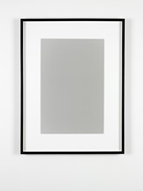 , 'Standby 2.3,' 2010, Ingleby Gallery