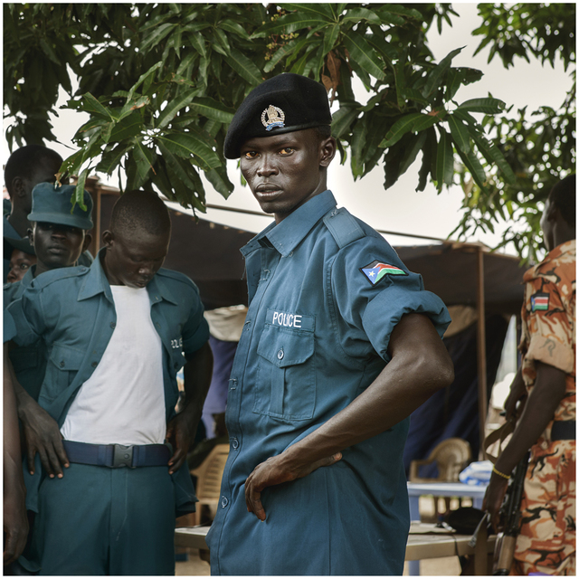 , 'Becoming South Sudan Chapter I (Portraits): Rebel,' 2011, The Ravestijn Gallery