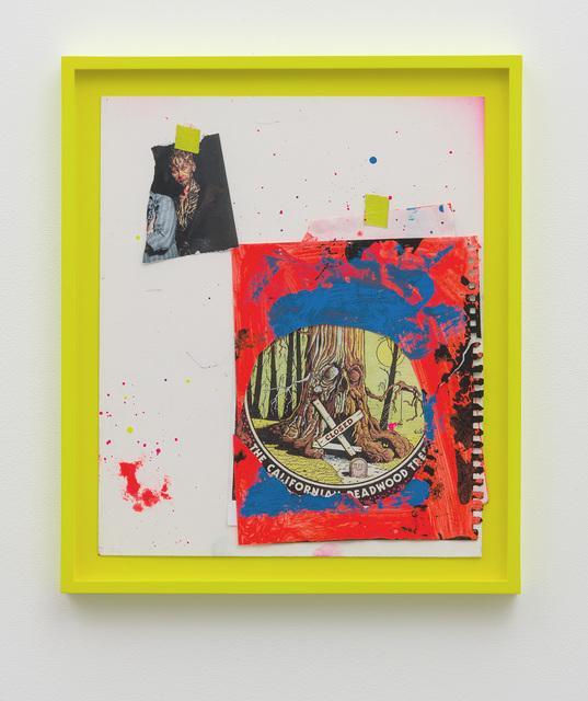 Aaron Curry, 'Deadwood, Dead Dummies', 2018, David Kordansky Gallery