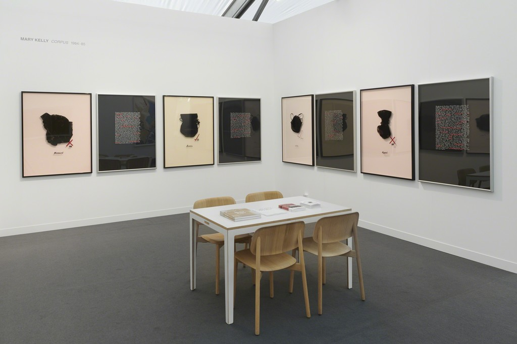 D Exhibition In London : Pippy houldsworth gallery at frieze london 2018 pippy houldsworth