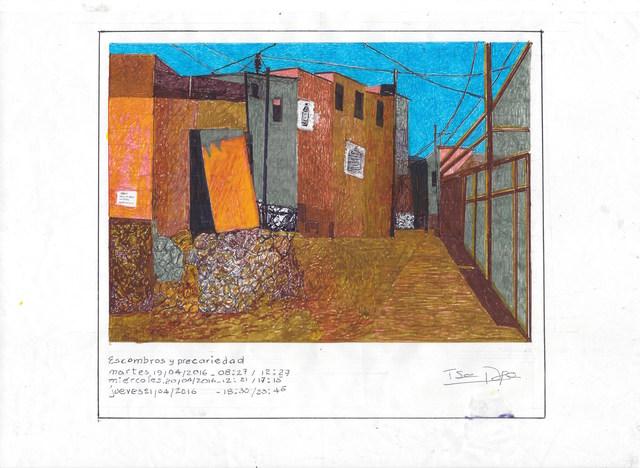 Teresa Burga, 'Untitled', 2016, 80M2 Livia Benavides