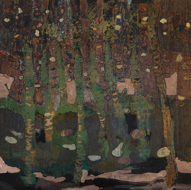 , 'Il bosco incantato,' 2016, Maddox Gallery