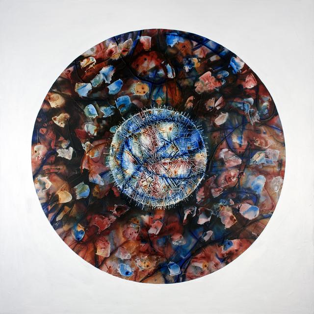 Philip Tsiaras, 'Spatial Eye', 2013, Mana Contemporary