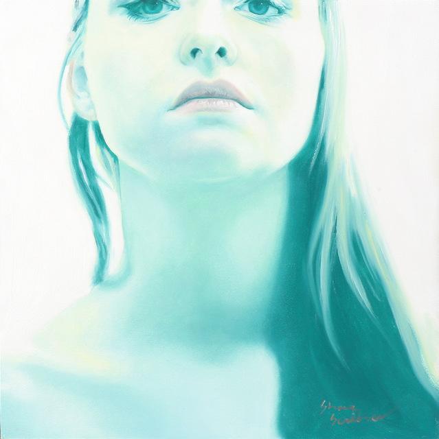 Shane Scribner, 'Jessica in Blue', 2017, Wally Workman Gallery