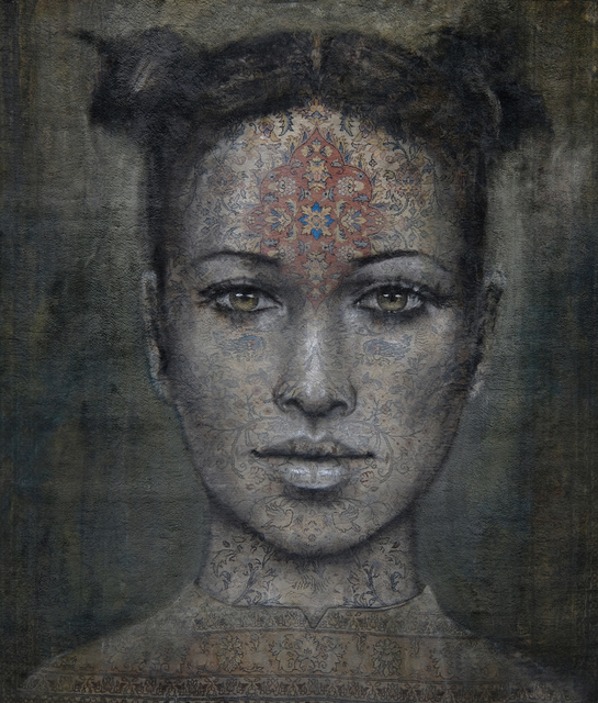 , 'Parida,' 2017, Villa del Arte Galleries