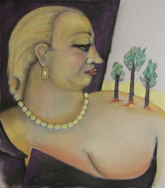 , 'Enchanted Forest,' 2010, Tabla Rasa Gallery