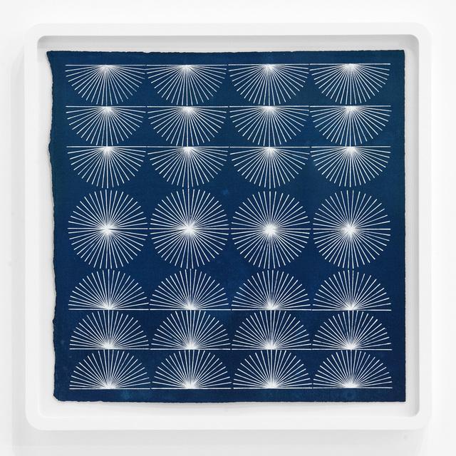 , 'Indigo (Stardust),' 2018, pt.2