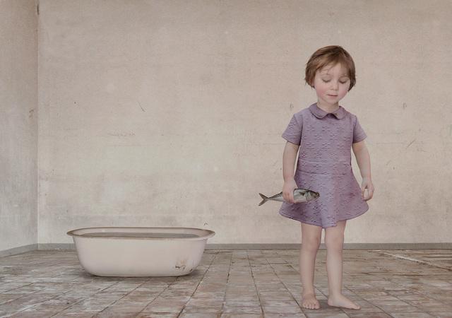 Loretta Lux, 'The Fish', 2003, Photography, Dye destruction print., Phillips