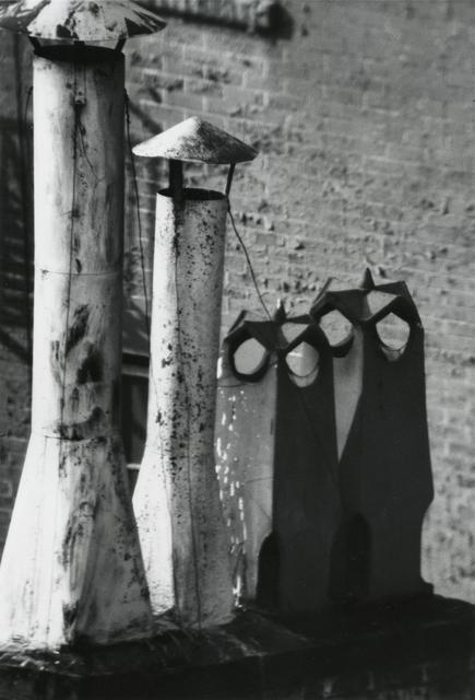 André Kertész, 'Owl Series (Chimneys), New York', 1961, GALLERY FIFTY ONE