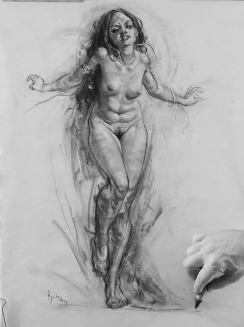 , 'The Siren's Wail,' , IX Gallery