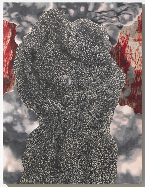 Didier William, 'Me, him and the Cloud', 2019, James Fuentes