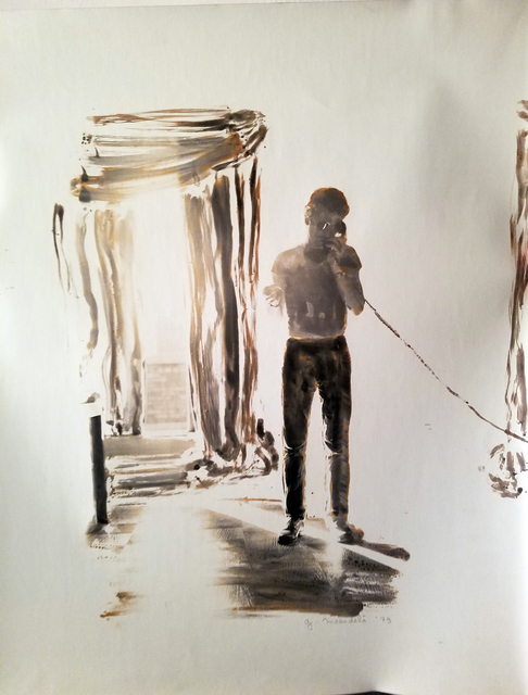 , 'My Friend Pierre,' 1979, Hal Bromm