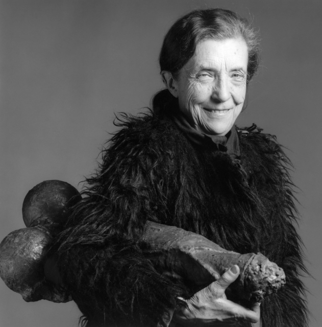 Robert Mapplethorpe, 'Louise Bourgeois', 1982, ARoS Aarhus Art Museum