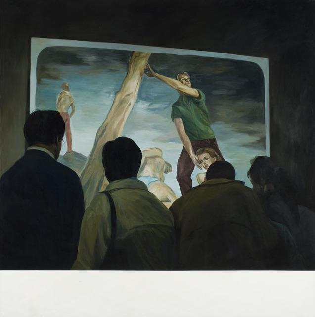 , 'Observadores I,' 2007, 80M2 Livia Benavides