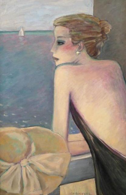 , 'La Capeline Verte,' 2008, SmithDavidson Gallery