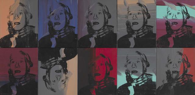 , 'Self-Portrait Strangulation,' 1978, The Whitworth