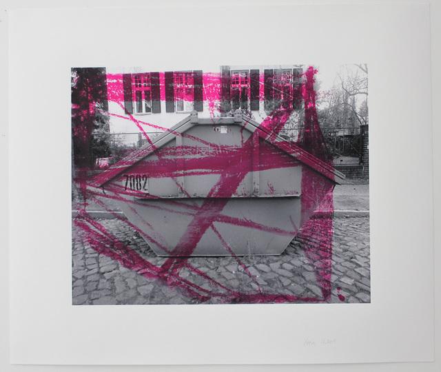 , 'Photo-Print #21,' 2015, Galerie Les filles du calvaire