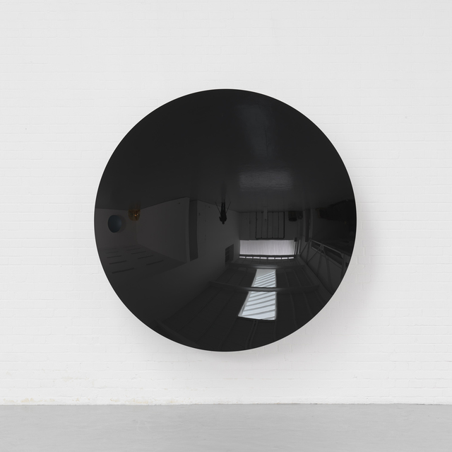 , 'Mirror (Black),' 2014, Gagosian