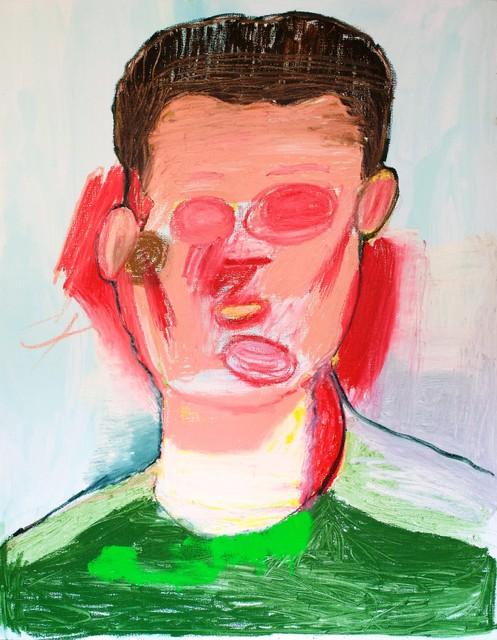 , 'Portrait de Grégoire,' 2016, BP Project