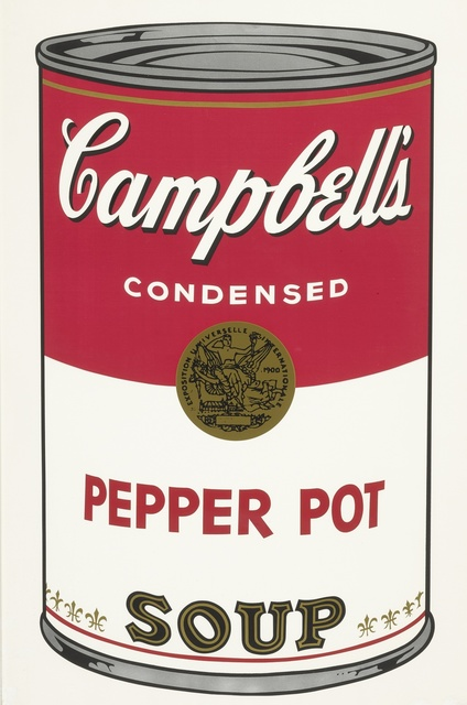 Andy Warhol, 'Pepper Pot (F. & S. II.51)', 1968, Sotheby's