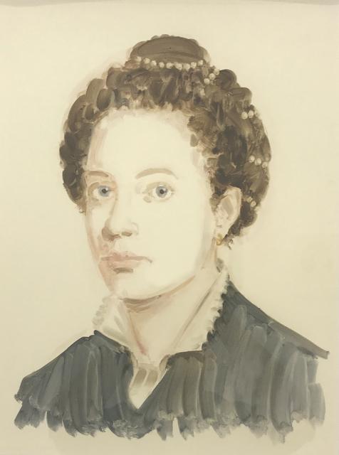 , 'Sofonisba Anguissola,' 2016, Danziger Gallery
