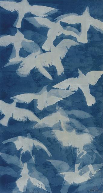, 'Pigeons No. 1,' 2013, Klein Sun Gallery