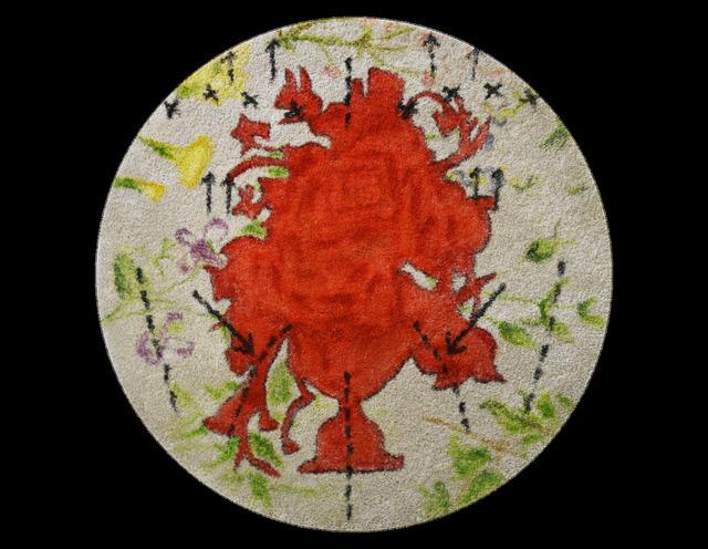 JONAS VANDERBEKE, 'Transience of the Bouquet 1,', 2018, Tatjana Pieters