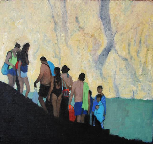 , 'Zakynthos Light,' 2017, Accesso Galleria