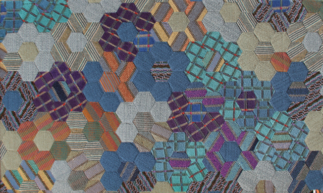 Ottavio Missoni, 'No. 1, Hexagons', ca. 1980, RoGallery