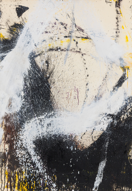Norman Bluhm, 'Untitled', 1961, Hindman