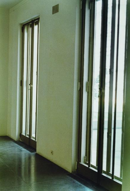 , 'Wittgenstein-Villa,' 1985, Galerie Elisabeth & Klaus Thoman