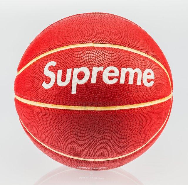 Supreme, 'Basketball', 2007, Heritage Auctions