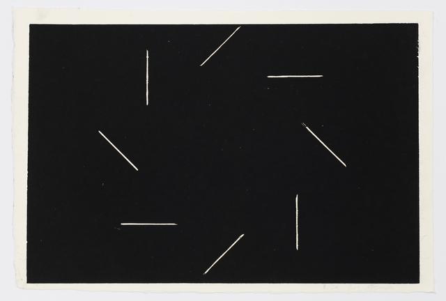 , 'Ten Woodblock,' 1990, Ratio 3