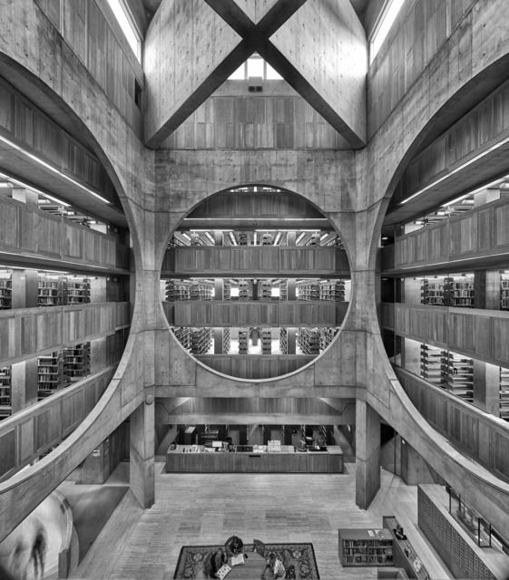 , 'Exeter Library,' 2016-2017, Pera Museum